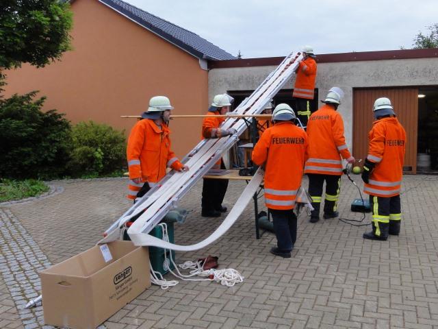 Freiwillige Feuerwehr Ubung Technische Hilfe